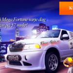 10 freespins varje dag på Mega Fortune