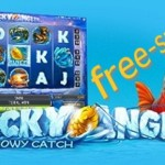 50 freespins på Lucky Angler