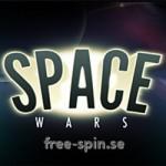20 free spins på Space Wars