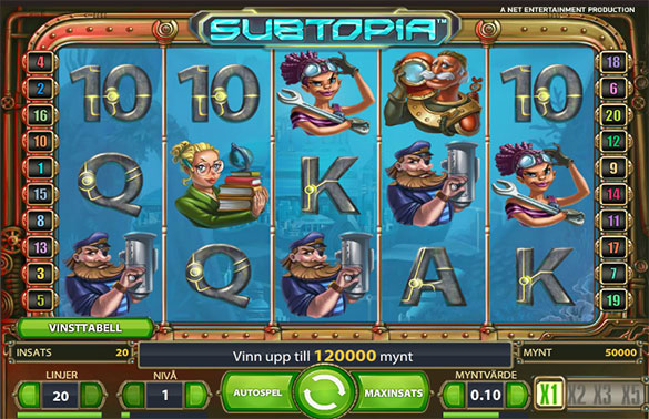 10 free spins på subtopia hos betsson