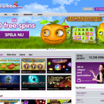 20 free spins hos Karamba