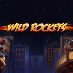 10 freespins på Wild Rockets