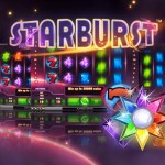 40 free spins på Starburst