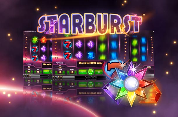 starburst 40 free spins