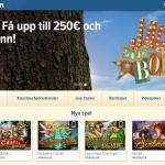 SverigeAutomaten bjuder på 75 freespin