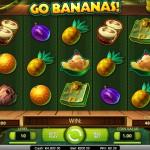Thrills – 15 free spin på Go Bananas
