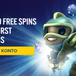150 freespins & 10.000kr hos iGame