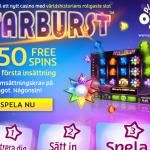 50 riktiga free spins hos PlayOJO