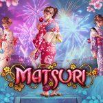 100 free spins i Matsuri hos Cherry Casino